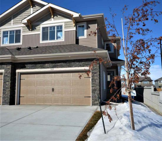 102 Meadowland Crescent, Spruce Grove, AB T7X 0P9 (#E4102181) :: The Foundry Real Estate Company