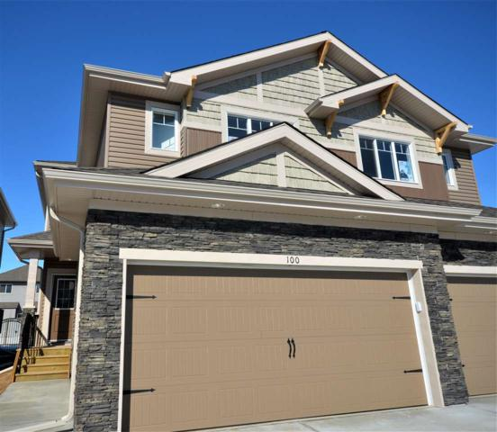 100 Meadowland Crescent, Spruce Grove, AB T7X 0P6 (#E4102185) :: The Foundry Real Estate Company