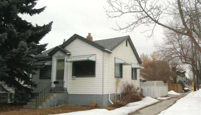 9201 92 Street NW, Edmonton, AB T6C 3R4 (#E4102224) :: The Foundry Real Estate Company