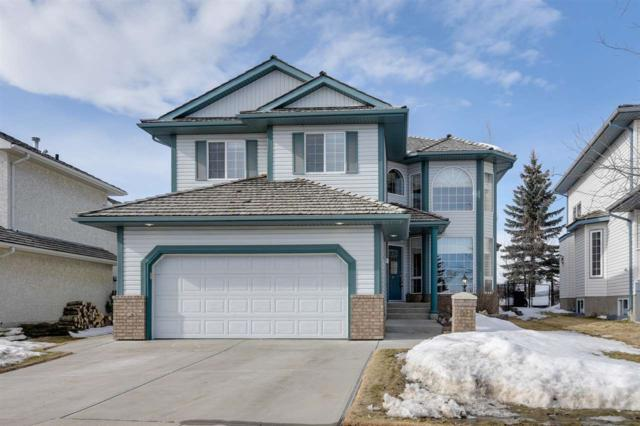 6 Country Club Drive, Beaumont, AB T4X 1N3 (#E4102306) :: The Foundry Real Estate Company
