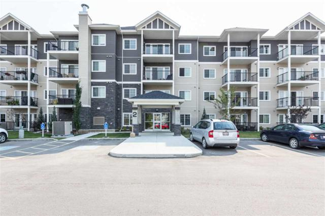 1105 2 Augustine Crescent, Sherwood Park, AB T8H 0X8 (#E4102487) :: The Foundry Real Estate Company