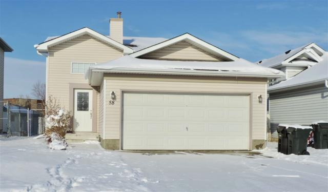 58 Landsdowne Drive, Spruce Grove, AB T7X 3Z7 (#E4102678) :: The Foundry Real Estate Company