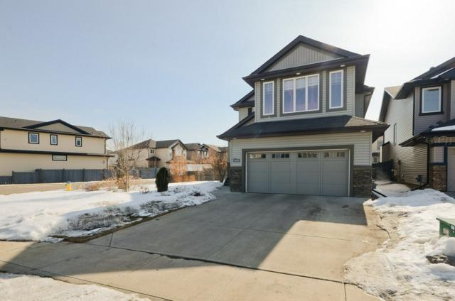 3503 Goodridge Bay NW, Edmonton, AB T5T 4C6 (#E4102680) :: The Foundry Real Estate Company