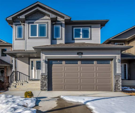 156 Castle Drive NW, Edmonton, AB T5X 6H7 (#E4102736) :: The Foundry Real Estate Company