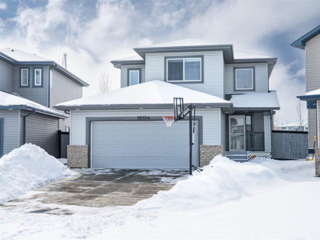 16104 130 Street, Edmonton, AB T6V 1S9 (#E4102765) :: The Foundry Real Estate Company