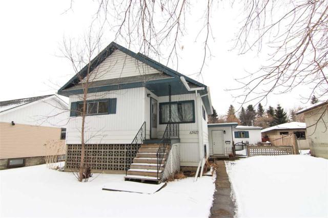 12023 62 Street, Edmonton, AB T5W 4C9 (#E4102817) :: The Foundry Real Estate Company
