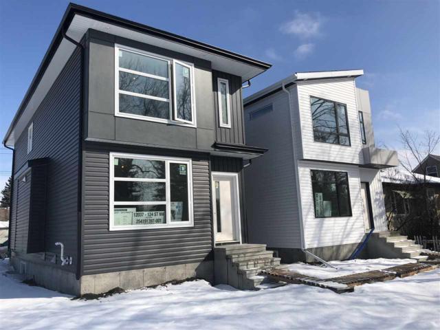 12037 124 Street, Edmonton, AB T5L 0M8 (#E4102905) :: The Foundry Real Estate Company