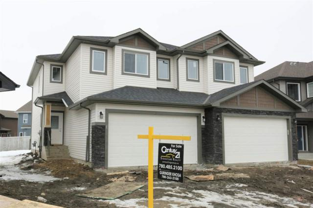 68 Meadowland Crescent, Spruce Grove, AB T7X 0P9 (#E4102944) :: The Foundry Real Estate Company