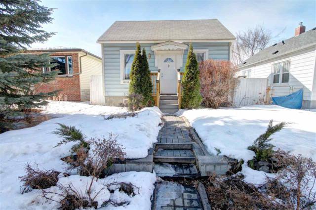 12116 64 Street, Edmonton, AB T5W 4J7 (#E4102956) :: The Foundry Real Estate Company
