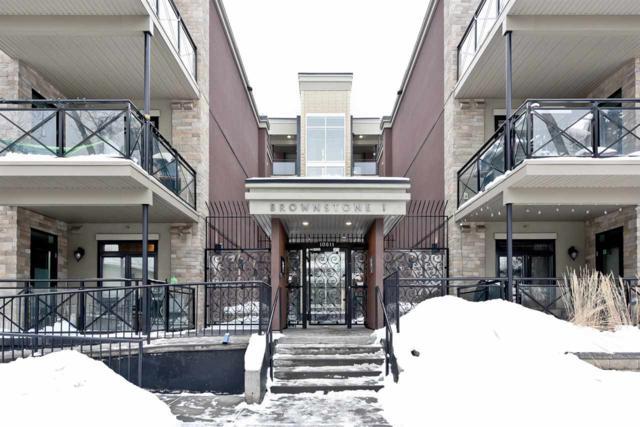 #110 10811 72 Avenue NW, Edmonton, AB T6E 1A4 (#E4102987) :: The Foundry Real Estate Company