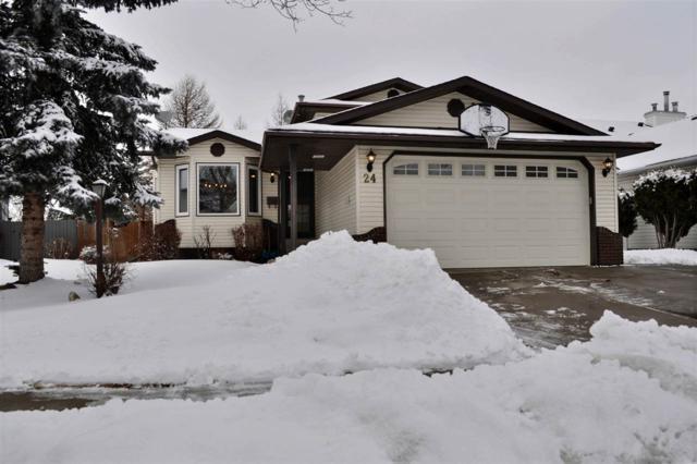24 Westpark Court, Fort Saskatchewan, AB T8L 3W9 (#E4103122) :: The Foundry Real Estate Company