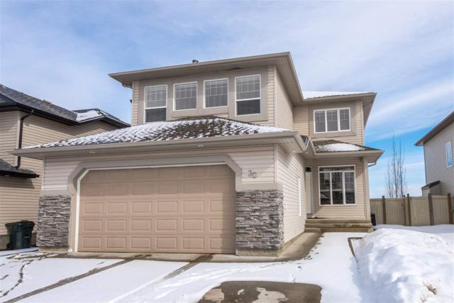 30 Landry Court, Spruce Grove, AB T7X 4N8 (#E4103288) :: The Foundry Real Estate Company