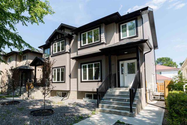 9211 92 Street, Edmonton, AB T6C 3R4 (#E4103373) :: The Foundry Real Estate Company