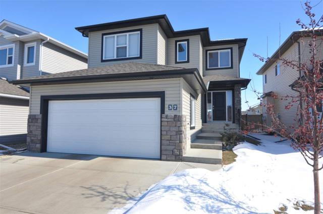 37 Westbrook Wynd, Fort Saskatchewan, AB T8L 0L1 (#E4103432) :: The Foundry Real Estate Company
