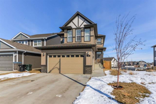 46 Meadowland Way, Spruce Grove, AB T7X 0S4 (#E4103608) :: The Foundry Real Estate Company