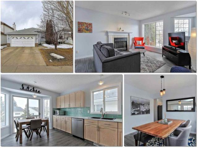 6 Jefferson Road NW, Edmonton, AB T6L 6M1 (#E4103789) :: The Foundry Real Estate Company