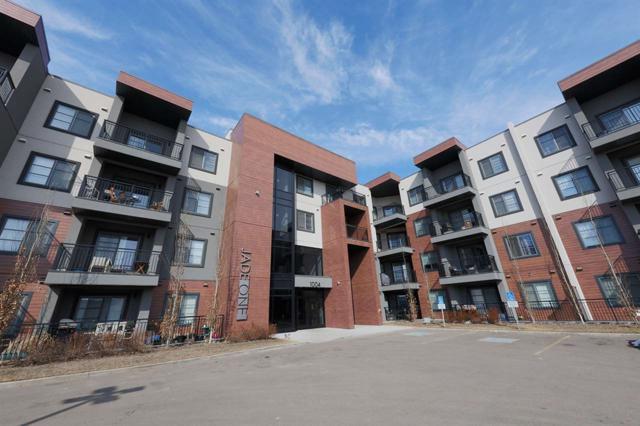 217 1004 Rosenthal Boulevard, Edmonton, AB T5T 7C6 (#E4103823) :: The Foundry Real Estate Company