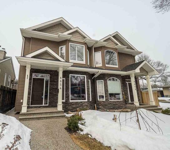 8854 89 Street, Edmonton, AB T6C 3K6 (#E4103901) :: The Foundry Real Estate Company