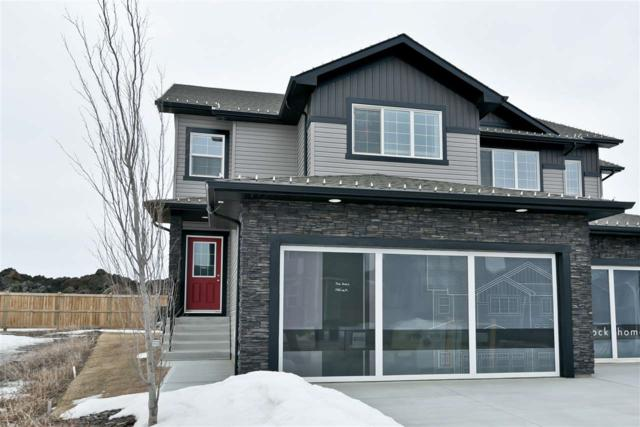 21 Hope Common, Spruce Grove, AB T7X 0X2 (#E4104141) :: The Foundry Real Estate Company