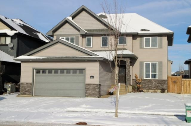 5411 Blvd Soleil Boulevard, Beaumont, AB T4X 0E2 (#E4104226) :: The Foundry Real Estate Company