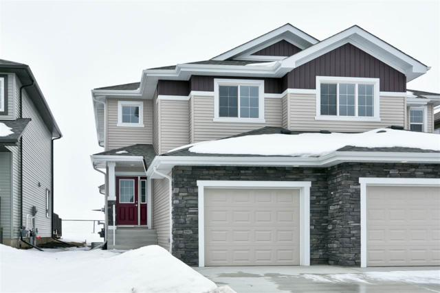 47 Meadowpark Gate, Spruce Grove, AB T7X 0T9 (#E4104241) :: The Foundry Real Estate Company