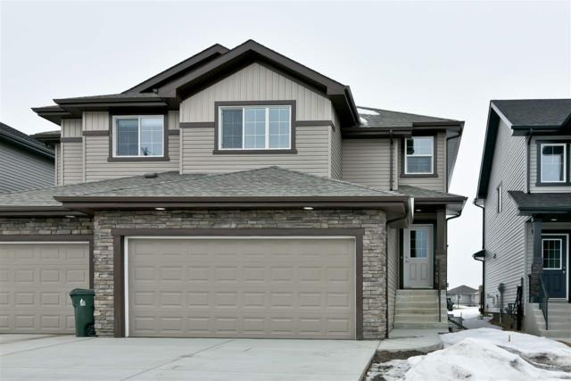 14 Meadowpark Gate, Spruce Grove, AB T7X 0T8 (#E4104244) :: The Foundry Real Estate Company