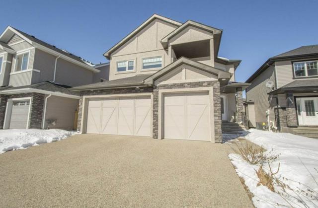1339 Adamson Drive SW, Edmonton, AB T6W 2N8 (#E4104250) :: The Foundry Real Estate Company
