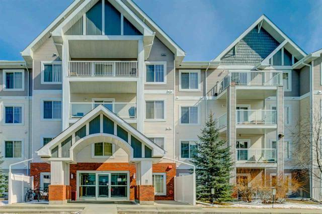 205 13710 150 Avenue NW, Edmonton, AB T6V 0B2 (#E4104269) :: The Foundry Real Estate Company