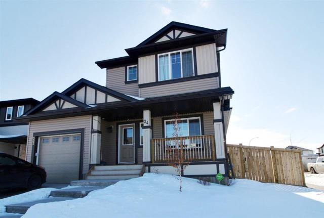 24 Hickory Road, Fort Saskatchewan, AB T8L 0R7 (#E4104292) :: The Foundry Real Estate Company