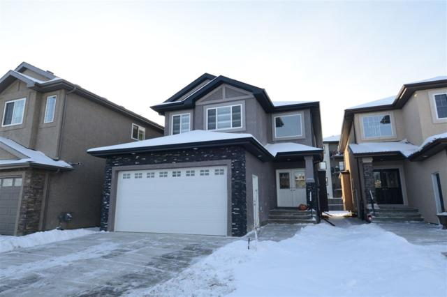 705 Albany Place, Edmonton, AB T6V 0H9 (#E4104310) :: The Foundry Real Estate Company