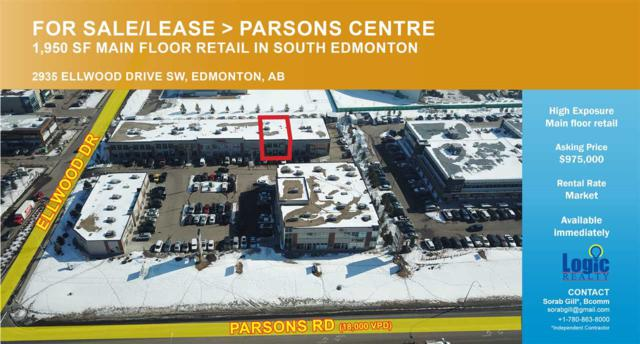 2935 Ellwood Dr Sw SE, Edmonton, AB T6X 0B1 (#E4104407) :: The Foundry Real Estate Company