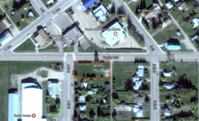 4911 4 Street, Boyle, AB T0A 0M0 (#E4104456) :: The Foundry Real Estate Company