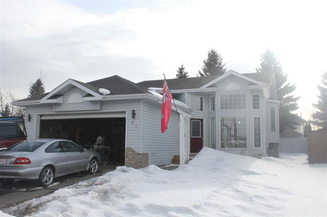 36 Dundas Place, St. Albert, AB T8N 6C9 (#E4104559) :: The Foundry Real Estate Company