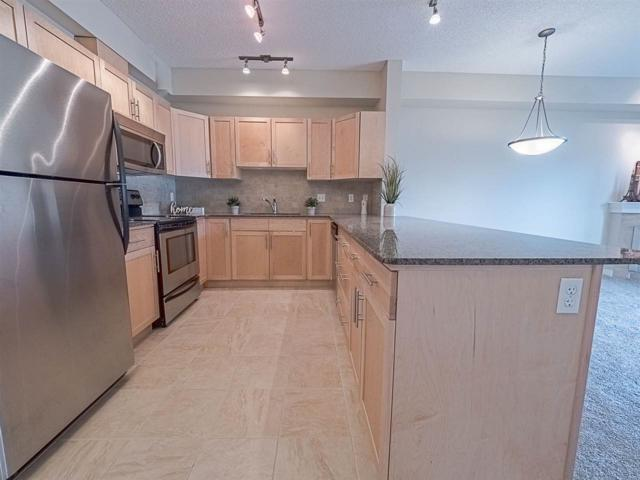 206 2035 Grantham Court NW, Edmonton, AB T5T 3X4 (#E4104722) :: The Foundry Real Estate Company