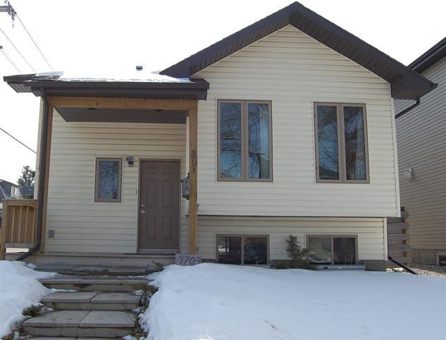9703 73 Avenue NW, Edmonton, AB T6E 1B5 (#E4104800) :: The Foundry Real Estate Company