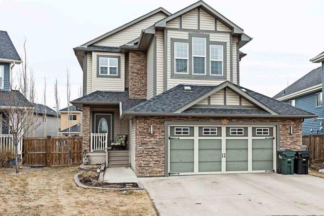 1112 Appleton Court, Sherwood Park, AB T8H 0G4 (#E4104817) :: The Foundry Real Estate Company