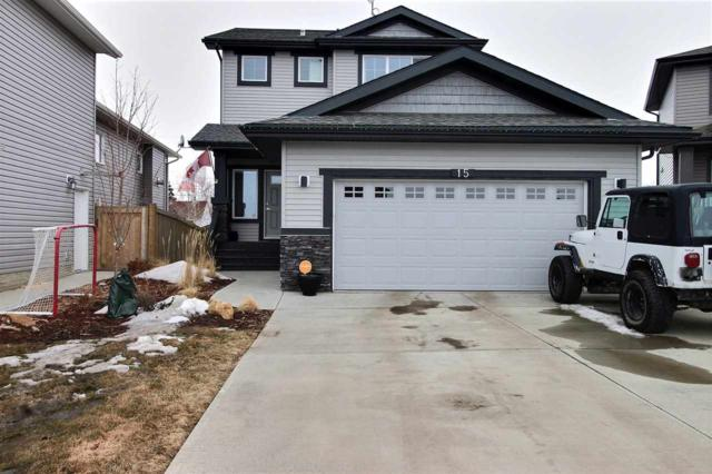 15 Southbridge Crescent, Calmar, AB T0C 0V0 (#E4104974) :: The Foundry Real Estate Company