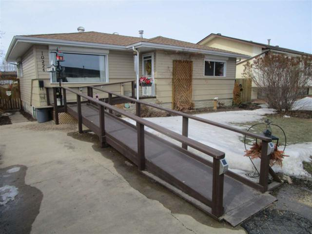 10224 107 Street, Westlock, AB T7P 1X4 (#E4104981) :: The Foundry Real Estate Company