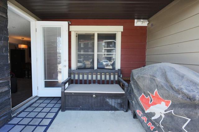 103 1060 Mcconachie Boulevard NW, Edmonton, AB T5Y 0W9 (#E4105019) :: The Foundry Real Estate Company