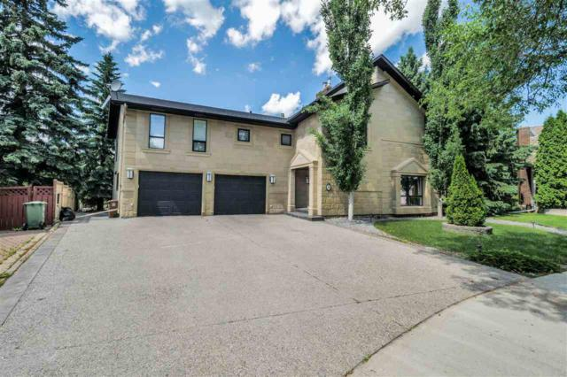 4 Westridge Place, St. Albert, AB T8N 3H3 (#E4105074) :: The Foundry Real Estate Company