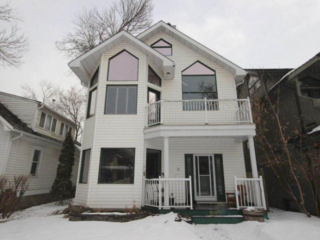 9505 100A Street, Edmonton, AB T5K 0V5 (#E4105093) :: The Foundry Real Estate Company