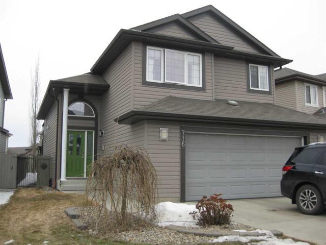 716 60 Street SW, Edmonton, AB T6X 0G5 (#E4105110) :: The Foundry Real Estate Company
