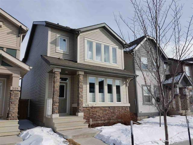 3106 Arthurs Crescent SW, Edmonton, AB T6W 2H7 (#E4105131) :: The Foundry Real Estate Company