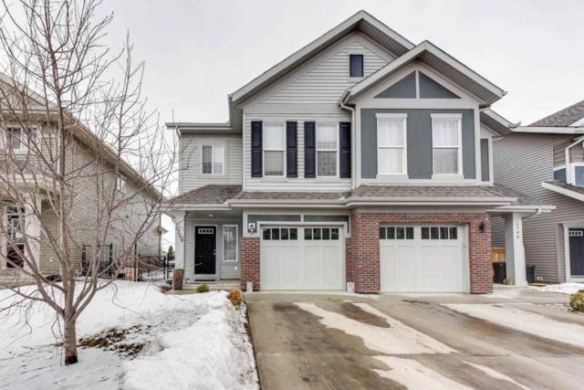 1746 Chapman Way SW, Edmonton, AB T6W 2E8 (#E4105149) :: The Foundry Real Estate Company