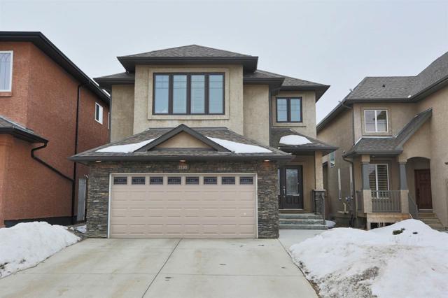 2109 33B Avenue NW, Edmonton, AB T6T 0H5 (#E4105155) :: The Foundry Real Estate Company
