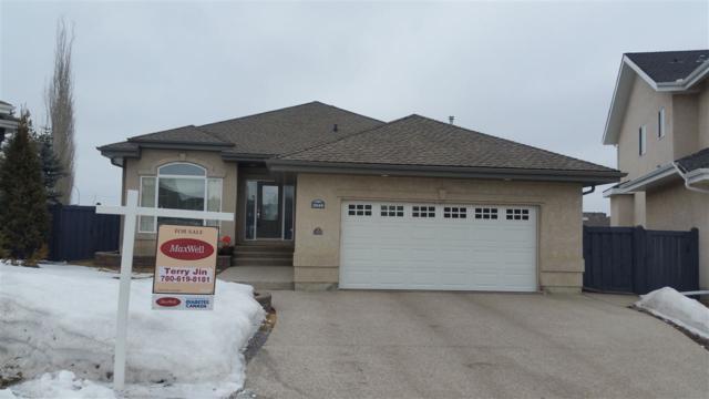 2445 Tegler Green, Edmonton, AB T6R 3K3 (#E4105157) :: The Foundry Real Estate Company
