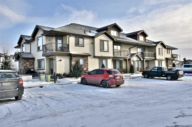 108 604 62 Street, Edmonton, AB T6X 0K4 (#E4105201) :: The Foundry Real Estate Company