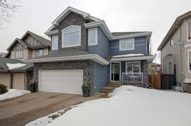 1167 Tory Road, Edmonton, AB T6R 3P2 (#E4105219) :: The Foundry Real Estate Company