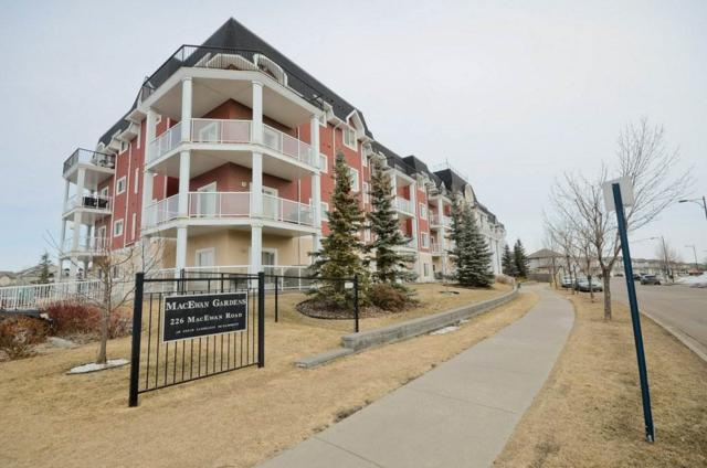 303 226 Macewan Road SW, Edmonton, AB T6W 0C5 (#E4105235) :: The Foundry Real Estate Company