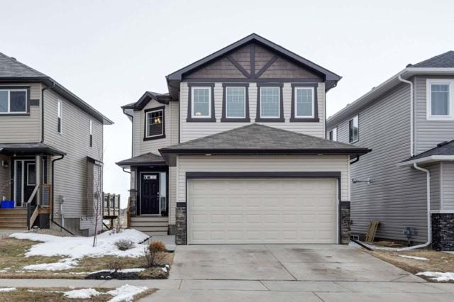 63 Ridgeland Way, Fort Saskatchewan, AB T8L 0E7 (#E4105252) :: The Foundry Real Estate Company